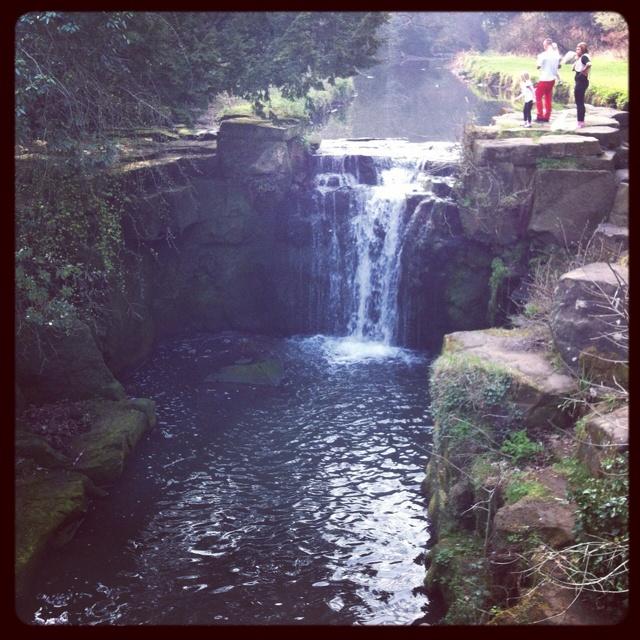 Waterfall, Jesmond Dene, Newcastle