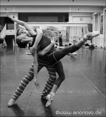Polina Semionova et Vladimir Malakhov -