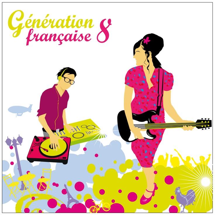 """Des tonnes d'idées de chansons françaises """"modernes""""."""
