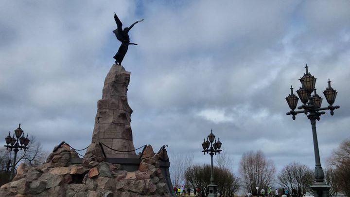 Russian Memorial #Tallinn #Estonia http://ift.tt/2oeOZ13