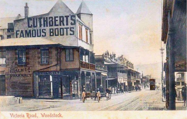 Victoria Road Woodstock