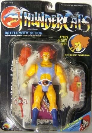 ThunderCats (1985) Lion-O