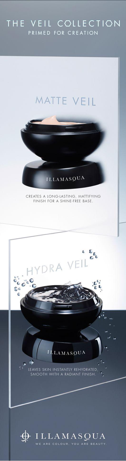 Illamasqua - The Veil Collection Launch