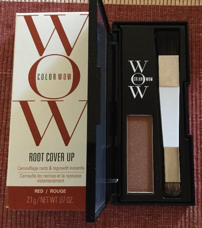 Color Wow Root Cover Up Red 2.1g/0.07 oz  | eBay