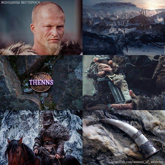 Thenns (ASOIAF, Game of Thrones)