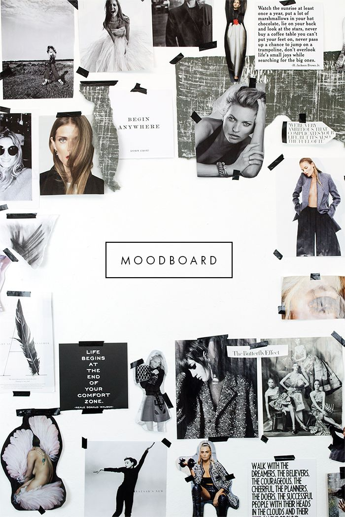 Creative Riot #moodboard #inspirationstation