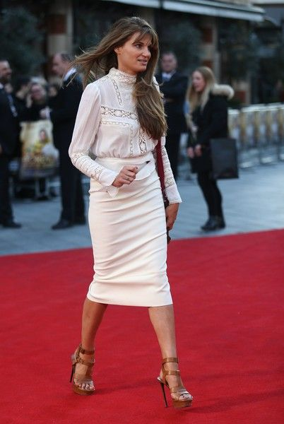 jemima goldsmith | ... this photo jemima goldsmith jemima goldsmith poses on arrival for the