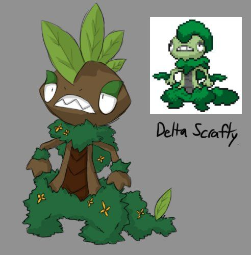 Delta Scrafty