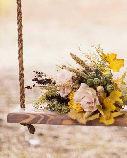 deco mariage automne