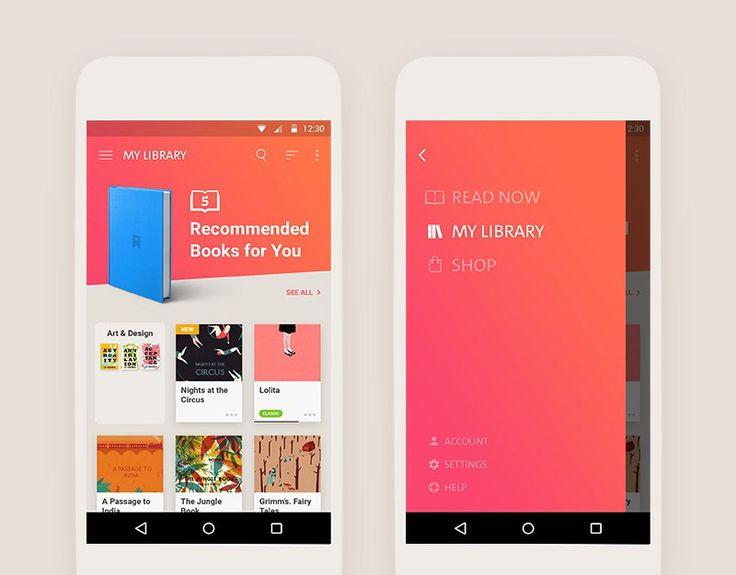 Reader Mobile App