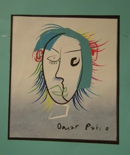 6th GRADE - Picasso Portraits