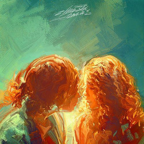 ONE KISS by ShuShuhome.deviantart.com on @deviantART