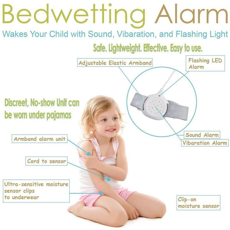 Best Bedwetting Alarm To The Kids Night Time Moisture -1831