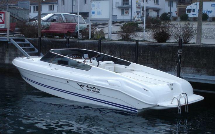 Airon Marine Molinari 223 - Caminadawerft  Sehr gepflegtes Sportboot, gut motorisiert.