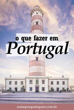 Procurando dicas sobre o que fazer em Portugal? Planeje sua viagem para #Lisboa e #Porto usando essas dicas de atrações, passeios e restaurantes. #portugal