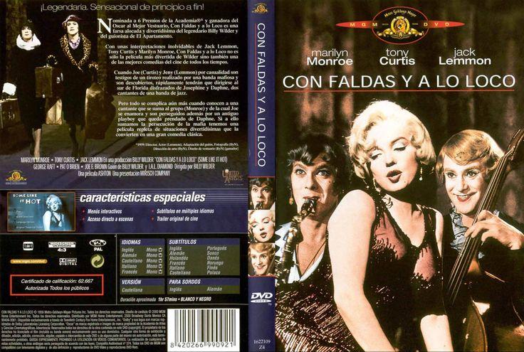 Carátula Caratula de Con Faldas Y A Lo Loco - CARATULAS.COM,