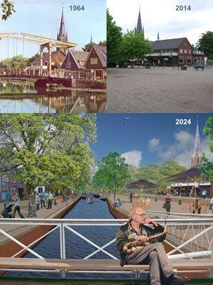 De Nieuwe Vecht terug, herstel van de Reevaart door Nederhorst den Berg, visie Vollmer & Partners i.s.m. Tauw