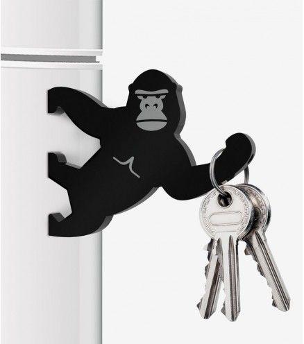Achetez le repose-clés magnétique key kong sur lavantgardiste.
