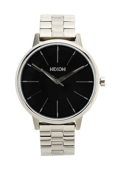Женские наручные часы Nixon выполнены из нержавеющей стали. Детали: японский кварцевый механизм M...