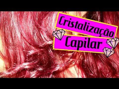 Cristalização Capilar Caseira