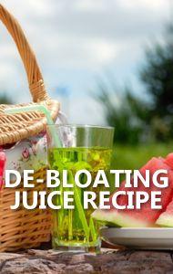 Dr Oz: Brunette Ambition Lea Michele & De-Bloating Juice Recipe