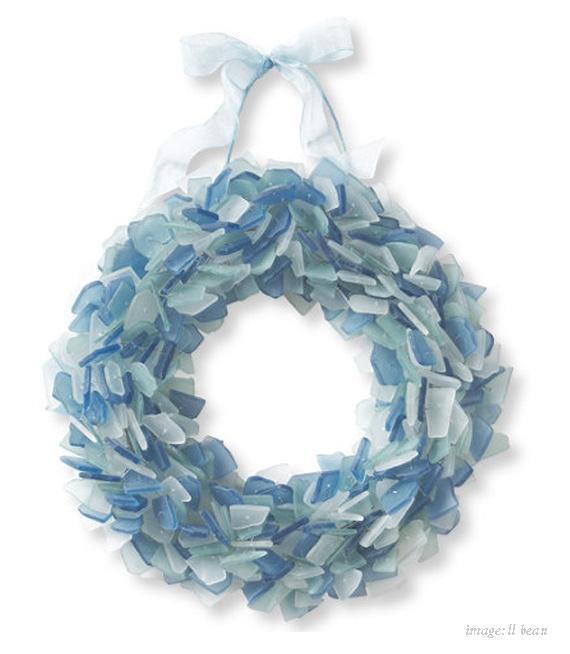Sea Glass #Wreath