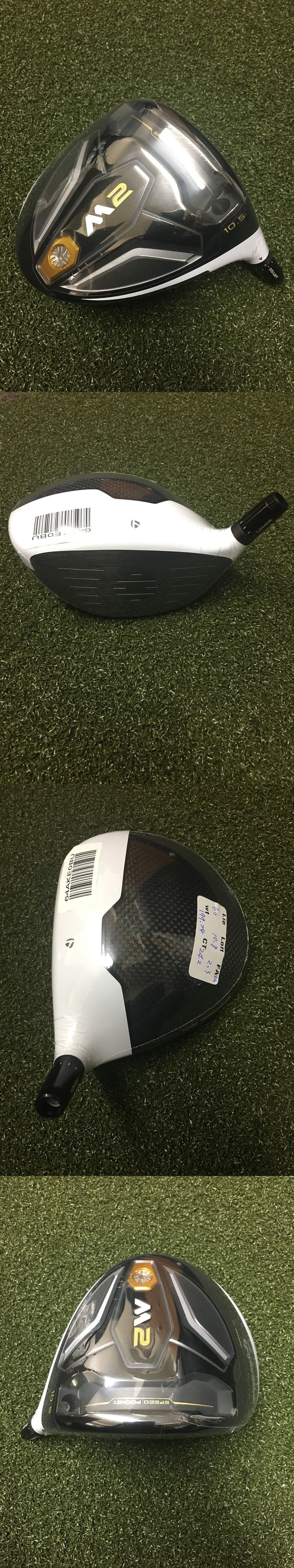 Golf Club Heads 47325: New Taylormade M2 9.5* Driver Head Tour Issue Model - 9.3* -> BUY IT NOW ONLY: $349.99 on eBay!