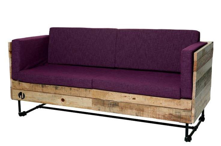 8 ideas geniales: ¡muebles con tarimas de madera! https://www.homify.com.mx/libros_de_ideas/27168/8-ideas-geniales-muebles-con-tarimas-de-madera