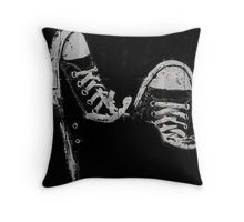 a matter of fact Throw Pillow