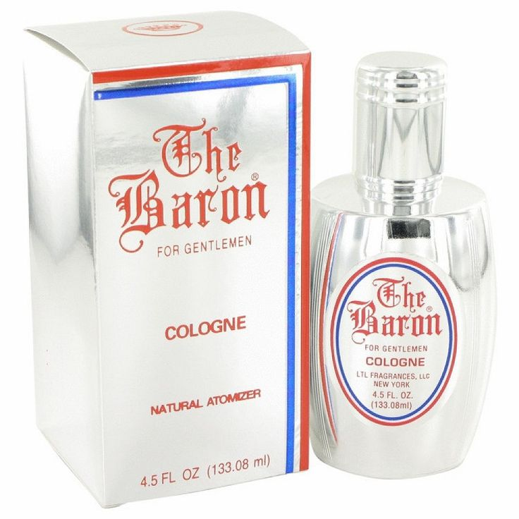 The Baron for Gentlemen by LTL Fragrances Cologne Spray 4.5 oz (New in Sealed Box)