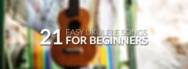 If you want to learn easy ukulele songs or if you're just searching to step up your ukulele game, you've come to the right place!