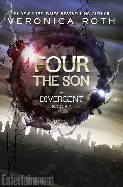 #CoverReveal The Son: A Divergent Story (Divergent, #0.3) by Veronica Roth