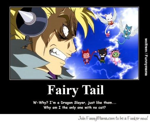 Have you noticed? Only dragon slayers taught by dragons have Exceeds, so Cobra and Laxus don't have them