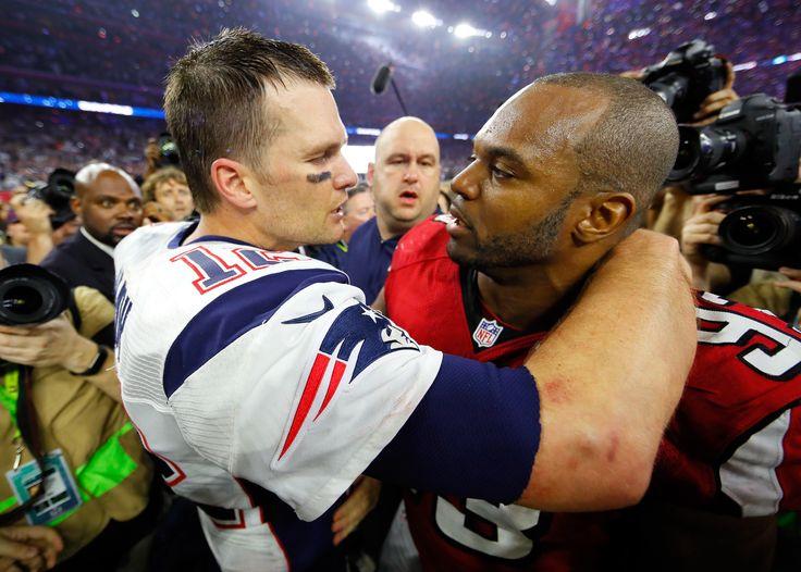 "Dwight Freeney ranks Tom Brady as one of the ""5 Toughest Guys"" he played against - Pats Pulpitclockmenumore-arrownoyesHorizontal - WhiteHorizontal - WhiteStubhub LogoHorizontal - White : The former Colts and Falcons pass rusher has praise for the Patriots quarterback."