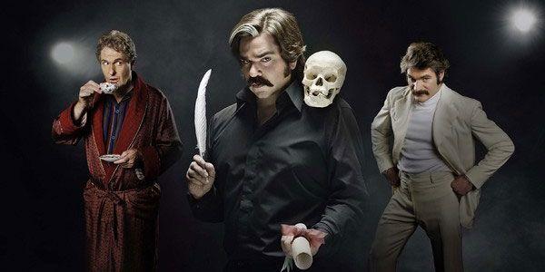 La chaine britannique Channel 4 annonce la commande d'une saison 3 de la comédie Toast of London de et avec Matt Berry.