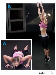 Tight Abs In 10 Minutes: Zuzka Light's High-Intensity Core Workout Video