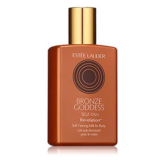 Estee Lauder Bronze Goddess Golden Perfection Self-Tanning - Autoabbronzante per una pelle immediatamente raggiante #solari2015