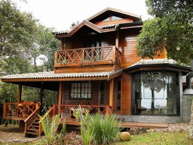 Casas pré-fabricadas dois pisos - http://www.casaprefabricada.org/casas-pre-fabricadas-dois-pisos