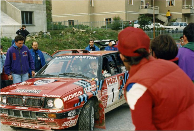 This Pristine 1985 Lancia Rally Car Is Way Better Than A New Supercar