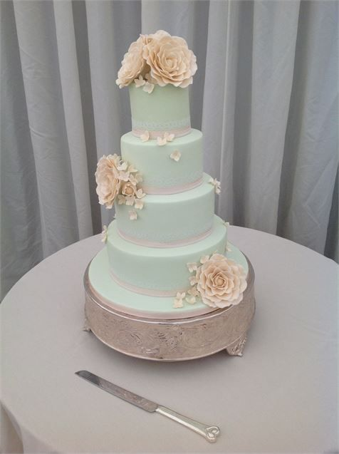 Wedding Cake - Birtsmorton Court Ltd