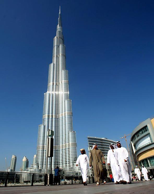 Städte wachsen immer mehr in die Höhe: 20 Gebäude erreichen eine Höhe von 600 Metern