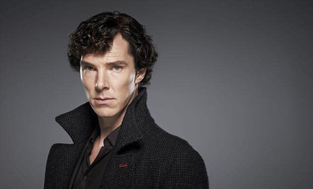"Interesting (and HILARIOUS) interview by Steven Moffat of Benedict Cumberbatch. Moffat writes his ""inner-monologue"" in brackets throughout, it's awesome!"