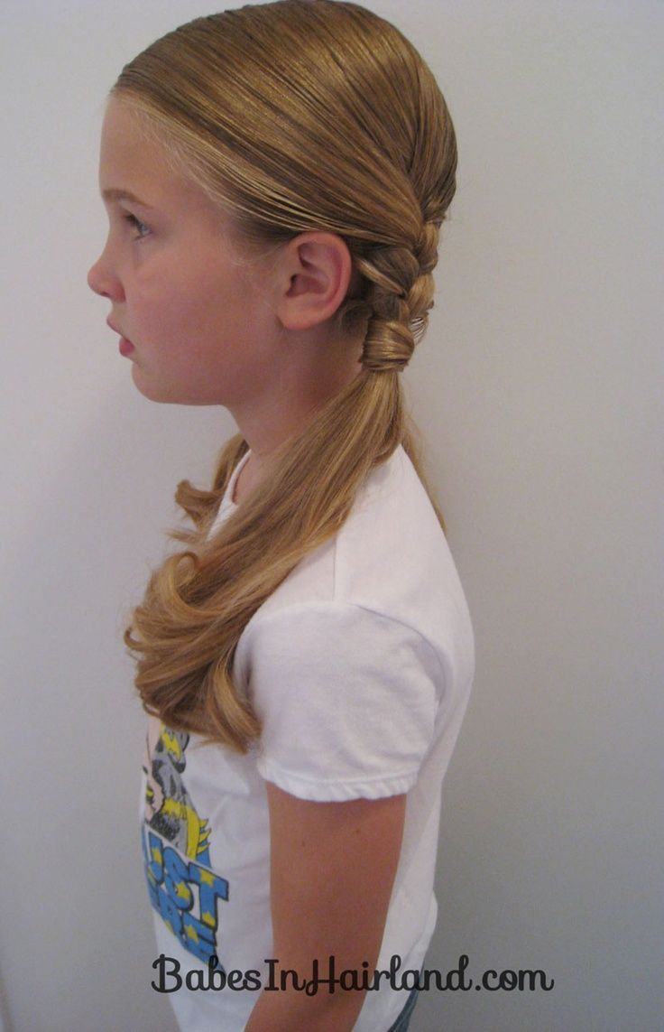 Tween Hairstyles : Simple Hairstyle Ideas For Women And