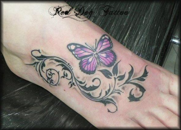 20 Small Butterfly Tattoos On Back Flying Up Ideas And Designs