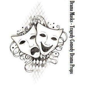 Drama Masks                                                                                                                                                     More