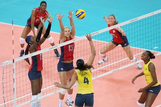 2016 Rio Olympics Volleyball Schedule