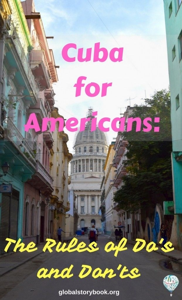 So you are an American citizen, and you are reading this article because you would like to go to Cuba, correct?  That's good news!  If you are still wondering whether you can travel there, how to get there, and when – you came to the right place.  In the next few paragraphs, we will explain everything that you should know about Cuba, as an American citizen... www.globalstorybook.org