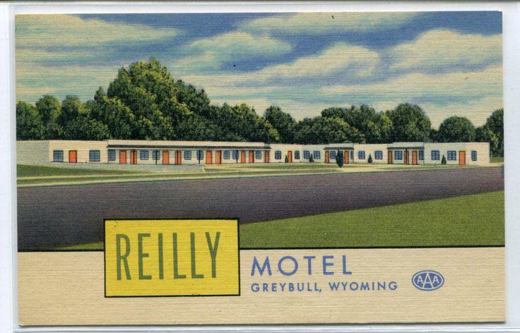 Greybull Wyoming Hotels Motels