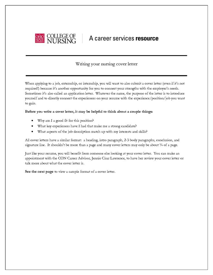 14. 18 Examples Of Cover Letters For Resume Cover Letters. 18