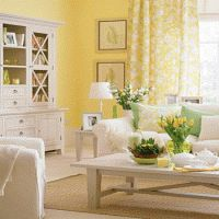 119 best COLOR: Yellow Home Decor images on Pinterest | Abstract ...